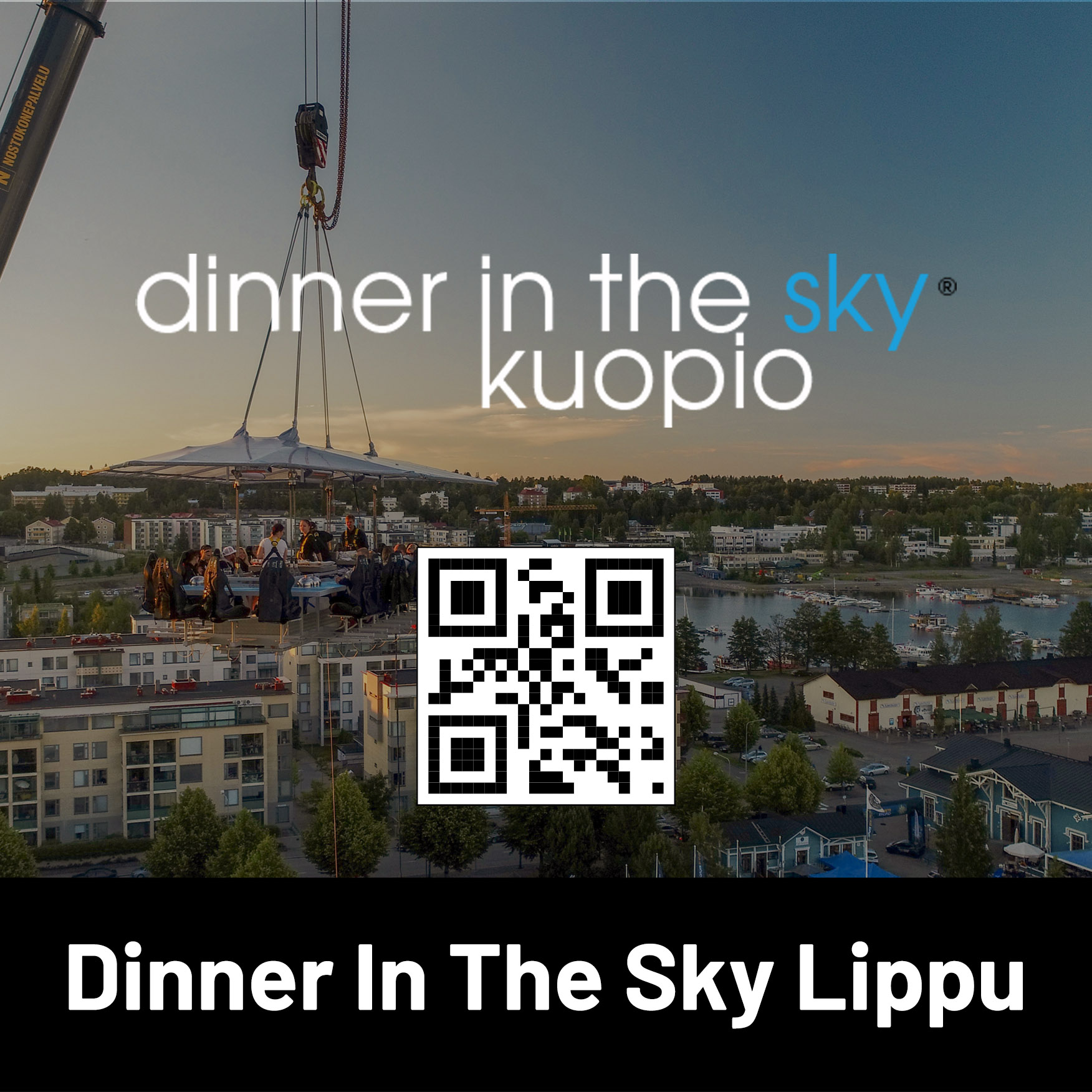 Lunch In The Sky | 5.7.2019 | 13:00